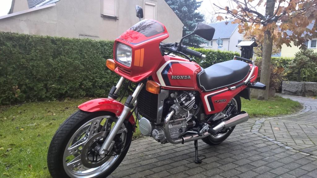 CX 500 2
