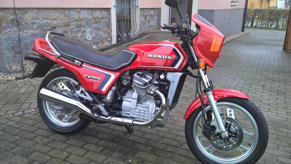 CX 500 3